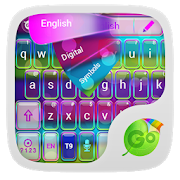Dream Colors Go Keyboard Theme